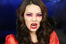 tutorial vampire makeup halloween 2013 from head to toe