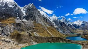 trekking the huayhuash circuit in peru south america g adventures