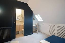 multifunctional transformer layout enlarges small paris attic