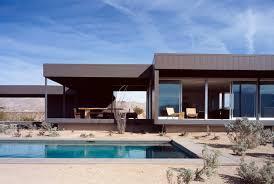 prefab desert house by marmol radziner 3d architectural