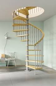 dolle toronto v3 spiral stair kit available in 2 diameters