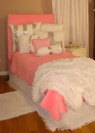 tween teen bedding glitz u0026 glamour pink bedding collection
