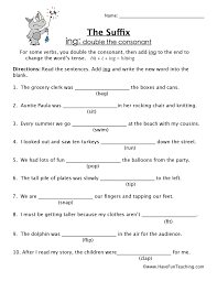 free suffix worksheets free worksheets library download and