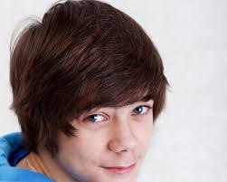 hairstyles for teenage boys popular hairdos for teenage boys medium hair styles ideas 31793