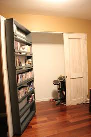 dvd cabineth doors concepts cherry sliding door multimedia storage
