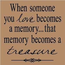 memories of a loved one quotes homean quotes