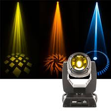 chauvet rogue rh1 hybrid moving beam spot light pssl