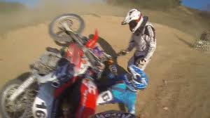 motocross dirt bike motocross dirt bike crash gopro hero3 video dailymotion
