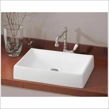 Countertop Cabinet Bathroom Kitchen Room Marvelous Vessel Sink With Faucet Home Depot Vessel