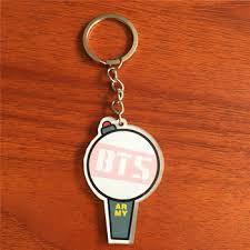bts light stick keychain k pop kpop bulletproof boy scouts bts album bangtan boy key chain