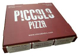 personalized pizza boxes coupon on a box custom print promotions wpackaging