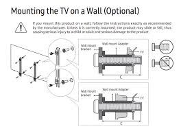 Wall Mount Adapter For Samsung Tv