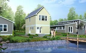 Two Story Craftsman Craftsman Cottage Modular Home Floor Plan