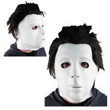 Mike Myers Halloween Costume Halloween Michael Myers Deluxe Overhead Latex Mask Rubies