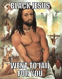 Praise Jesus Meme - praise black jesus is it funny or offensive