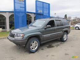 green jeep grand cherokee 2002 onyx green pearlcoat jeep grand cherokee laredo 4x4 61908001