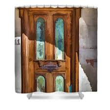 digital painting of a door at the mission scottsdale arizona