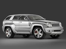 white convertible jeep 2007 jeep trailhawk concept supercars net
