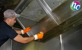 nettoyage hotte cuisine l entretien et la désinfection des réseaux de ventilation hygiène