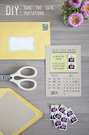 make your own save the dates instagram save the dates by jen carreiro project papercraft