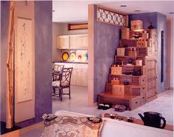 Japanese Home Interior Design Shibui Articles May Kaidan Dansu From The Book Japanese Cabinetry