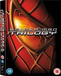 spider man trilogy blu ray spider man spider man 2 spider man 3