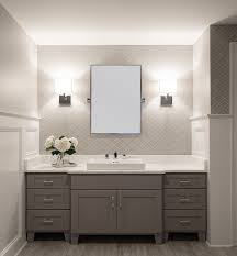 bathroom cabinet design ideas favorite things friday gray vanity small mirrors and pattern