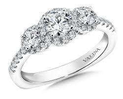 diamond rings round images Shira diamonds 3 stone round diamond engagement ring round png