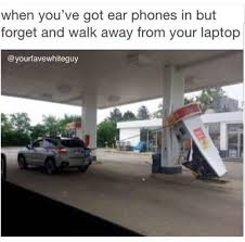 Gas Station Meme - who forgets that at the gas station meme by bluetooth memedroid