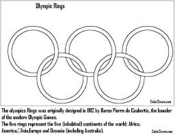 olympic rings color images Olympic rings coloring page get coloring pages jpg