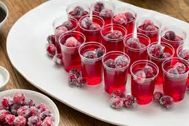 jello salads for thanksgiving cranberry jello shots for thanksgiving delish com