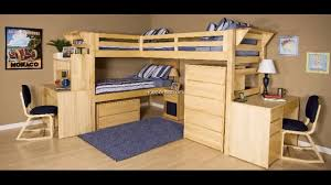 Bunk Beds With Computer Desk by Ashley Furniture Bunk Bed With Desk Home Design Ideas Beds Youtube