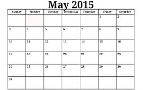 march 2015 calendar blank printable template in pdf ju saneme