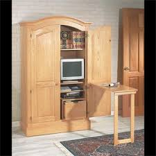 furniture computer armoire computer armoire with doors tloishappening