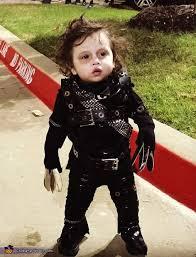 edward scissorhands costume edward scissorhands baby costume