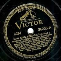 sing sing sing with a swing louis prima benny goodman cover of louis prima and the new orleans s