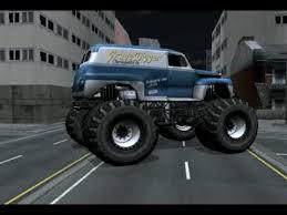 original grave digger monster truck monster jam urban assault video game surprise truck original