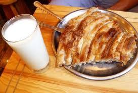 cuisine serbe recette du burek serbe à la viande cuisine serbe svi srbi u parizu
