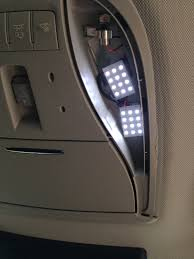 nissan altima 2005 dome light m56 interior u0026 exterior led lighting overhaul nissan forum