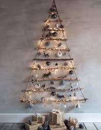 Homemade Christmas Tree by 30 Amazingly Brilliant Diy Christmas Tree Alternatives