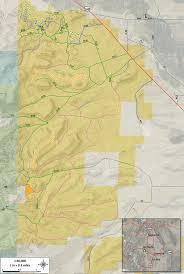 San Francisco Bike Map Trails U0026 Maps Del Norte Trails Hike Bike Del Norte Colorado