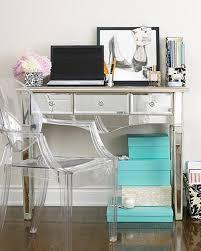 Mirrored Desk Vanity 26 Best Mirrored Furniture Images On Pinterest Mirrored