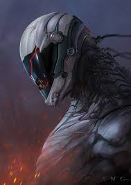 would be a really cool helmet if it wasn u0027t scary and had teeth 8
