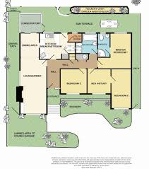 Drawing Floor Plans Online Free by Living Wall Kitchen And Room Open Floor Plan The Concept Paint