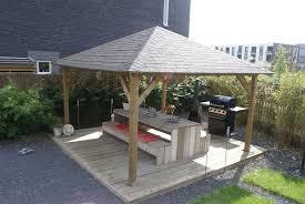 buy wooden garden gazebos u0026 garden structures online gazebo direct