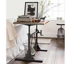 pittsburgh crank standing desk pottery barn