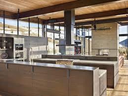 cuisine bois acier maison mobilier style industriel cuisine bois massif poutres