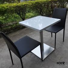 Restaurant Table Tops by Glossy White Restaurant Tabletops Glossy White Restaurant