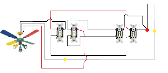 wiring diagrams bathroom ceiling fans 3 speed fan control switch