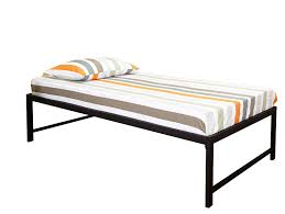 Palister Amazon Com Pilaster Designs Black Metal Twin Size Day Bed